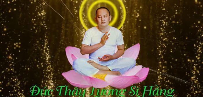 BƯỚC QUA DIỂN GIỚI-ĐIỂN GIỚI TÂM LINH-ĐIỂN NĂNG VŨ TRỤ ? Lời giảng Đức Thầy Lương Sĩ Hằng