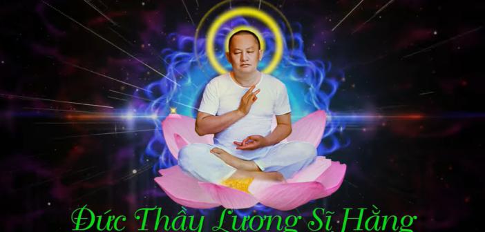 BỆNH NAN Y LÀ TÂM BỆNH-NGHIỆP BỆNH ? Lời giảng Đức Thầy Lương Sĩ Hằng